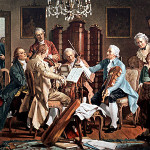 Haydn: String Quartet op 33 no 1 for Saxophone Quartet (1 mvt)