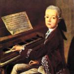 Mozart: Eine Kleine Nachtmusik for Saxophone Quartet (1 mvt)