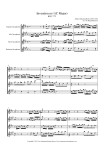 Bach: Invention no 1 for SATB
